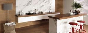 kitchen tile renovation
